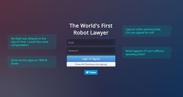This Student's Chatbot Will Offer Free Legal Aid To The Homeless And