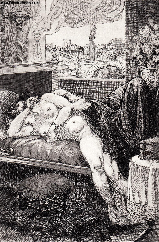 vintage sex drawings