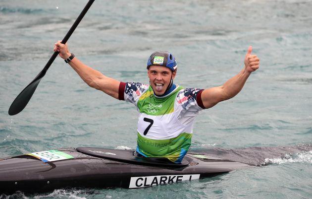Joe Clarke Wins Olympic Gold In Canoe Slalom At Rio 2016