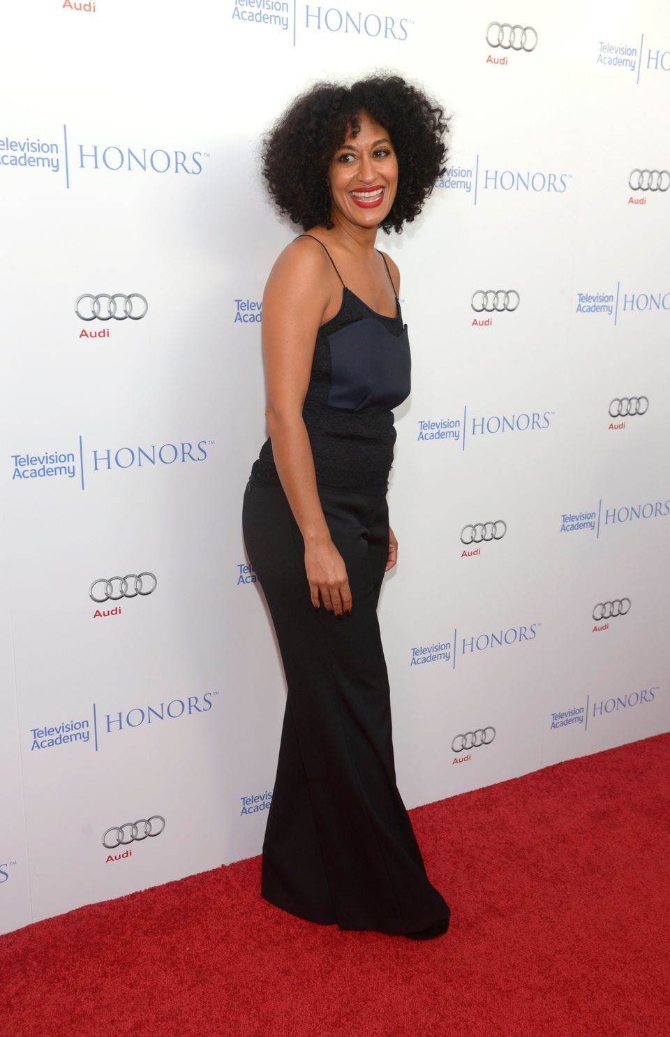IMAGE DISTRIBUTED FOR THE TELEVISION ACADEMY - Tracee Ellis Ross arrives at the 8th annual Television Academy Honors at the M