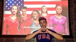 Olympic Gymnast Simone Biles And Zac Efron Are Flirting On Twitter, And We're
