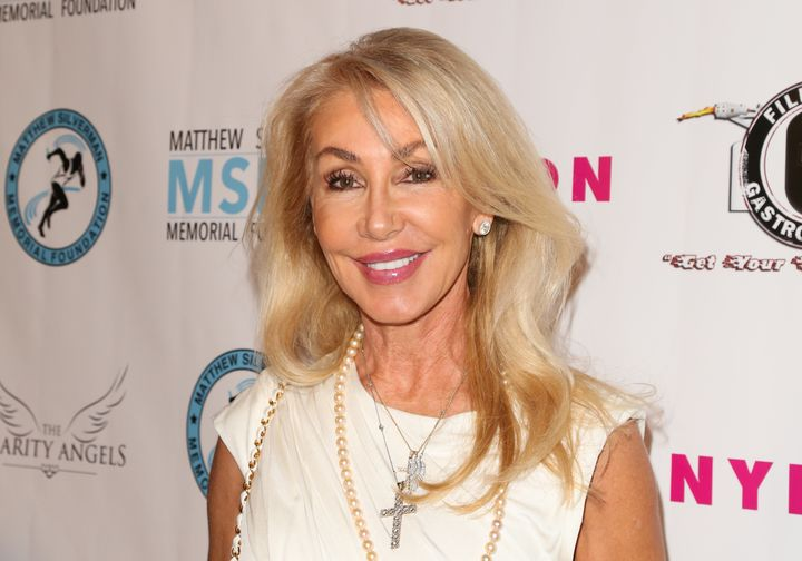 Actress and songwriter Linda Thompson attends the 2nd Annual Light Up The Night White Party onSep. 26, 2015, in Beverly