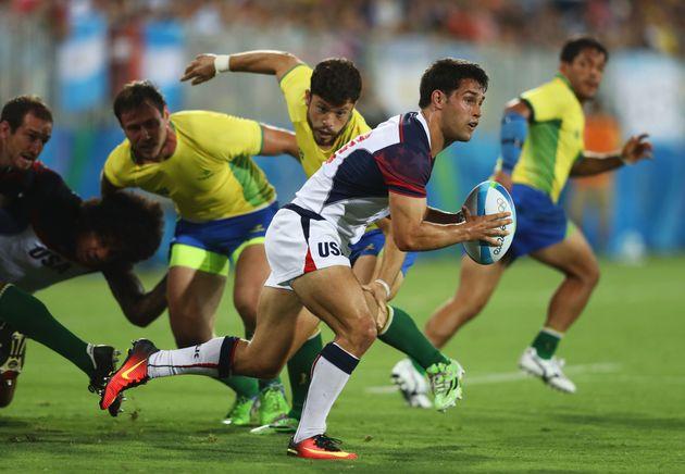 USA Rugby Captain Madison Hughes says getting good sleep takes discipline.