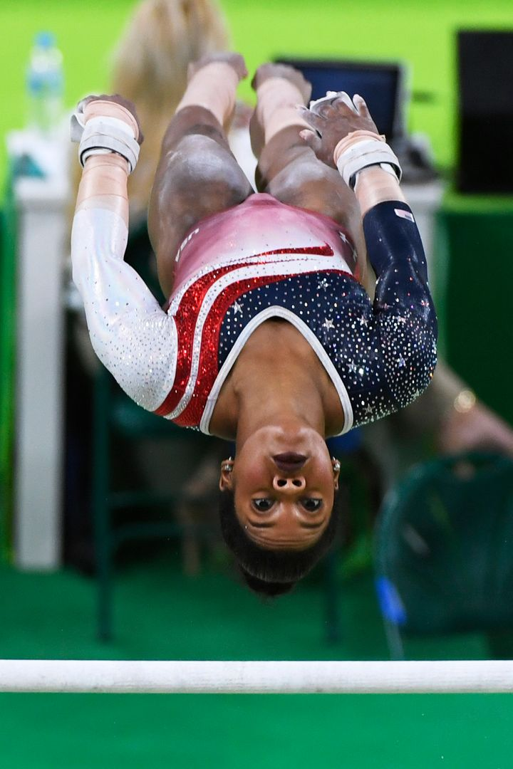 USA gymnast Gabby Douglas takes time to wind down to make sure she gets good sleep.