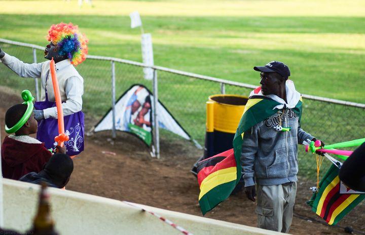 Harare, July 2016