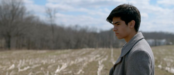 Matthew Frias as Benny in a scene from&nbsp;<strong><i>Akron</i></strong>