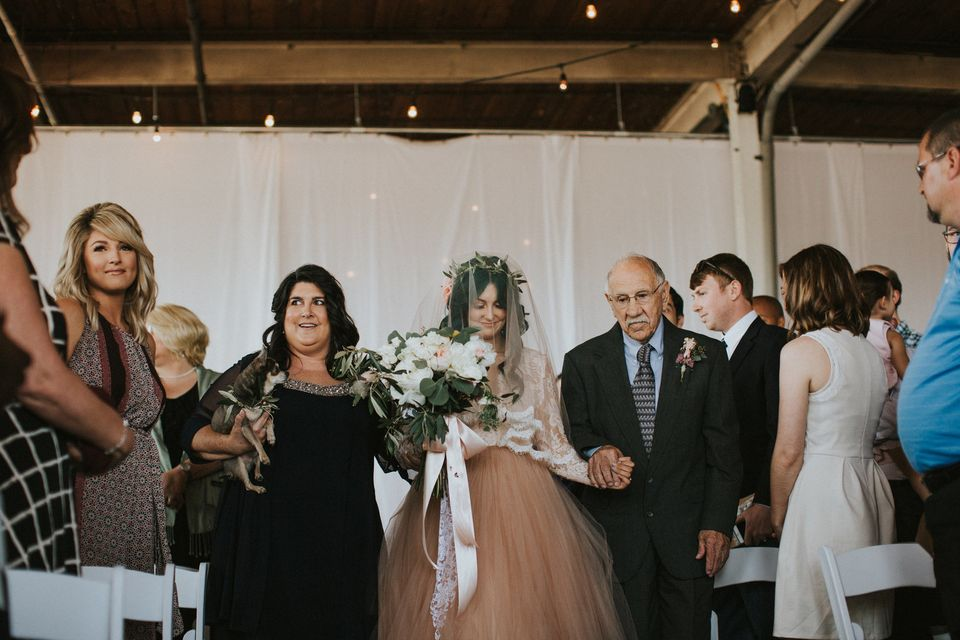 Paralysed Bride Learns To Walk Again For Wedding After Tragic