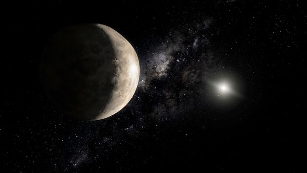 Scientists Discover Mystery Object Beyond Neptune That Orbits The Sun
