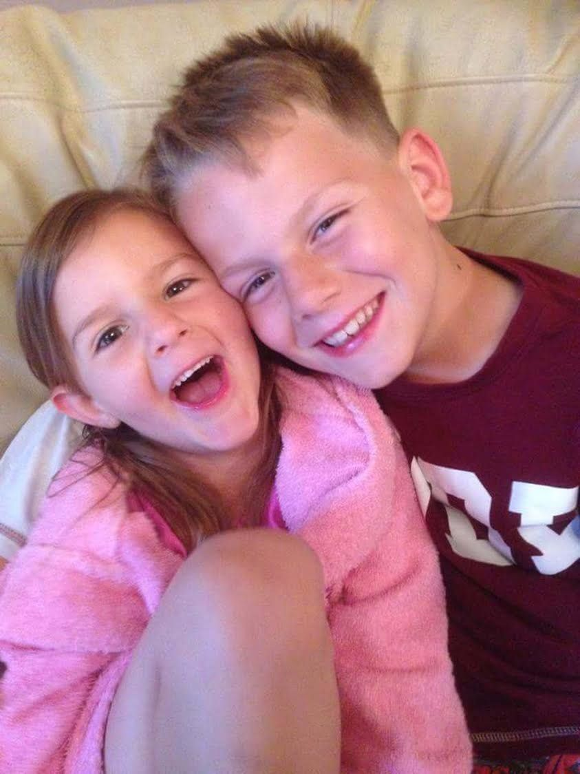 Boy Discovers Cancerous Tumour On His Sister By Tickling Her