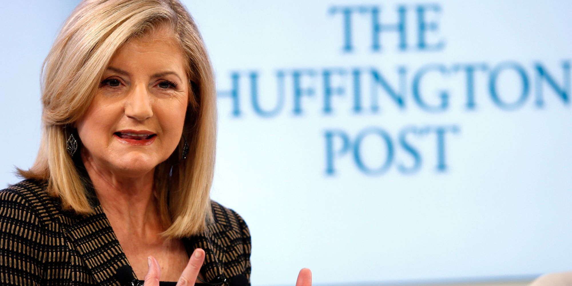 Arianna Huffington Will Leave The Huffington Post To Build Health And Wellness Site