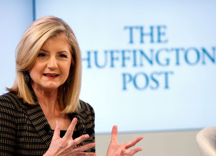 Huffington Post Co Founder Arianna Huffington Is Leaving The Company
