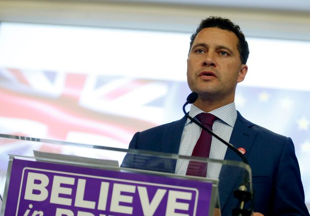 Ukip's Steven Woolfe Will Face 'No Further Action' Over Claims He Broke Electoral