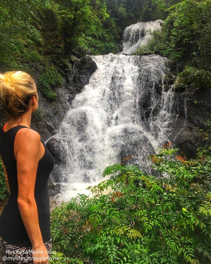 Bamanbudo Waterfall, Goa
