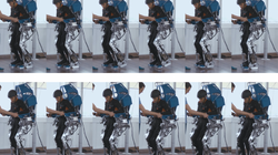 A Robotic Suit Is Helping Paralysed People Feel Their Legs