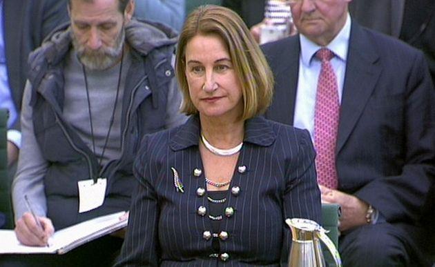 Dame Lowell Goddard resigned last