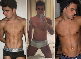 100 Stunning Pics Of Chris Mears To Give You Gym Goals