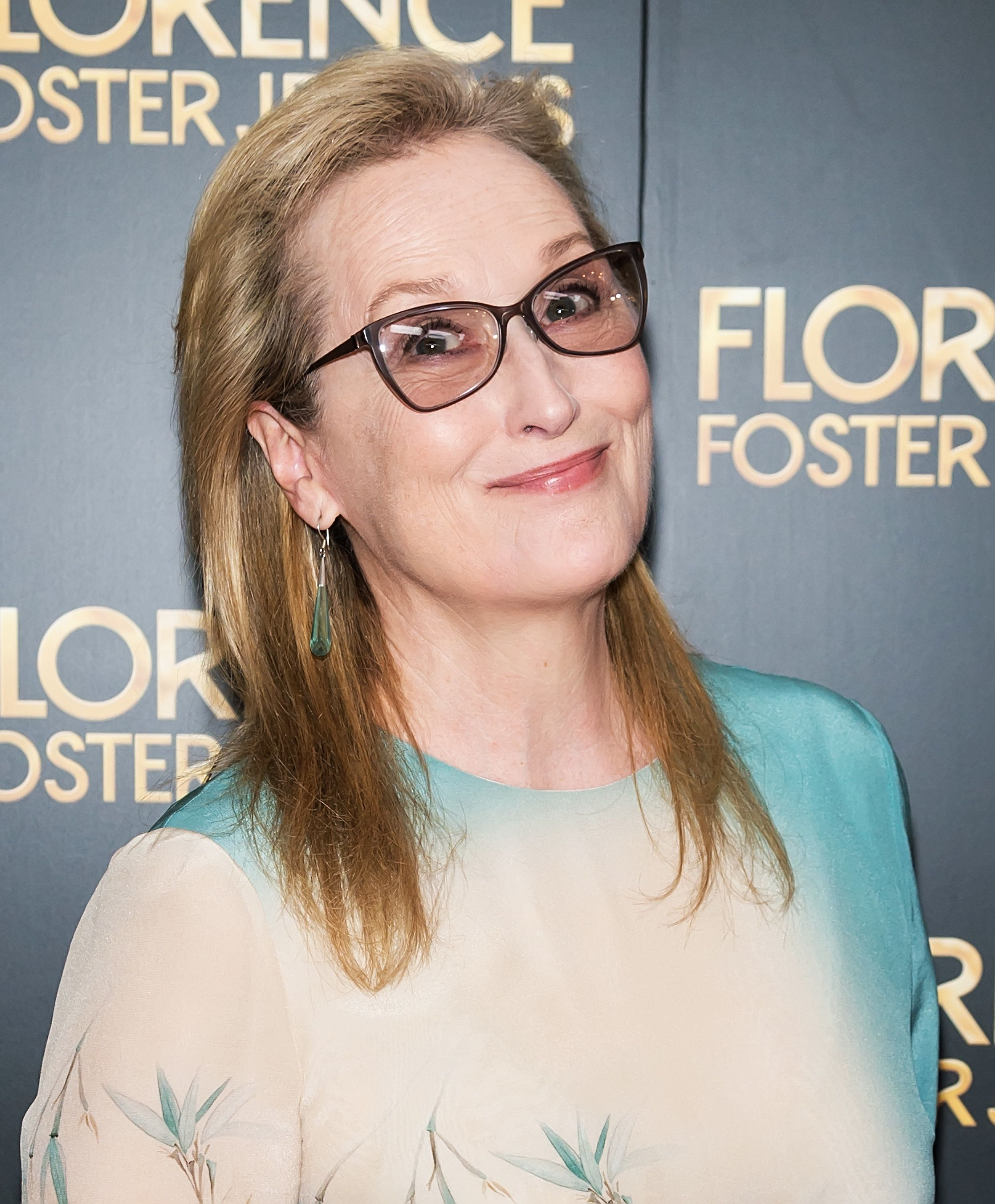 NEW YORK, NY - AUGUST 09:  Actress Meryl Streep attends the 'Florence Foster Jenkins' New York premiere at AMC Loews Lincoln Square 13 theater on August 9, 2016 in New York City.  (Photo by Gilbert Carrasquillo/FilmMagic)