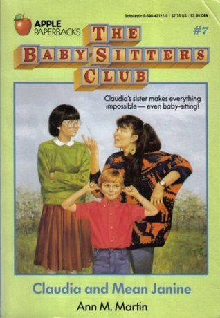 The Plot Of Every Original Baby Sitters Club Book Based