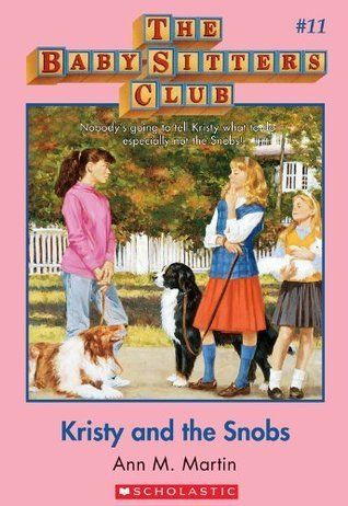 The Plot Of Every Original 'Baby-Sitter's Club' Book, Based On The