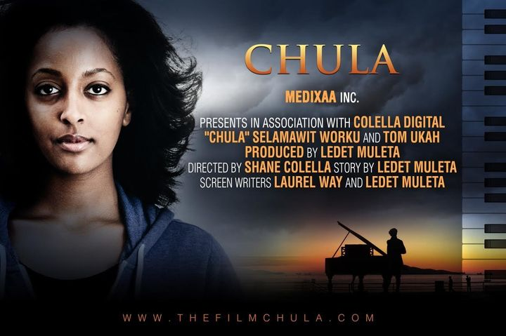 """Chula"" is a new film led by Muleta that aims to dispel the myths around mental health in Africa."