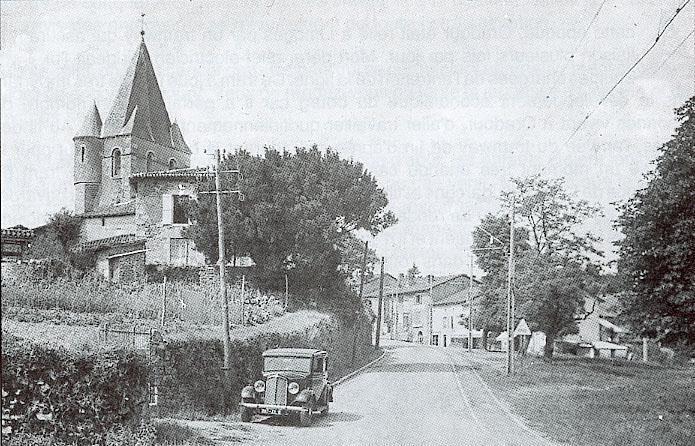 <i>Oradour-sur-Glane prior to the war</i>
