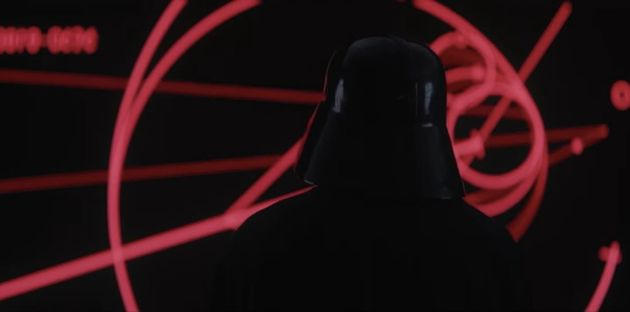 Darth Vader Returns In New Star Wars 'Rogue One'