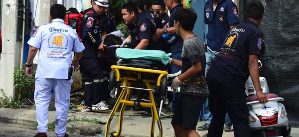 Thailand Tourist Spots Shaken By Deadly Bombings