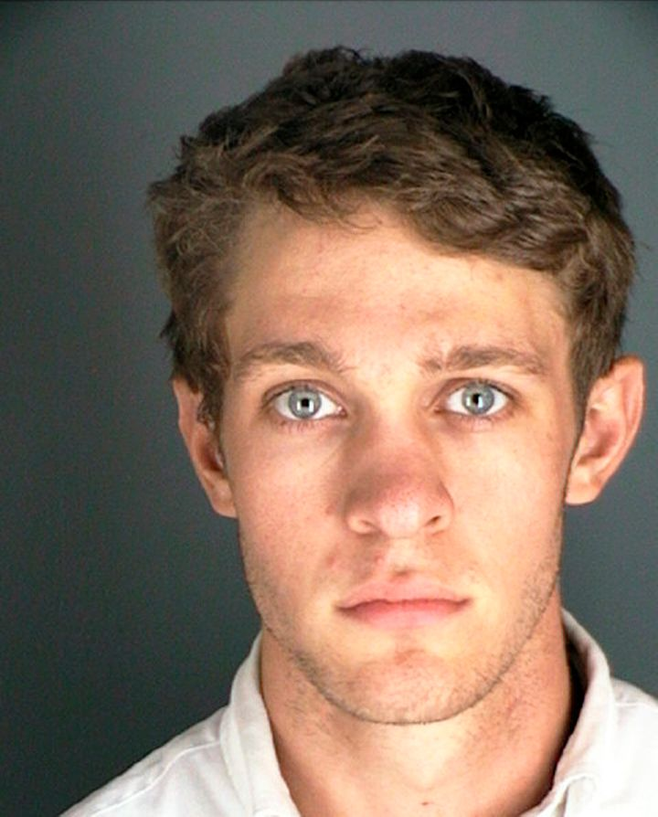 Austin James Wilkerson is shown in this booking photo released by the Boulder County Sheriff's Office in Boulder, Colorado.