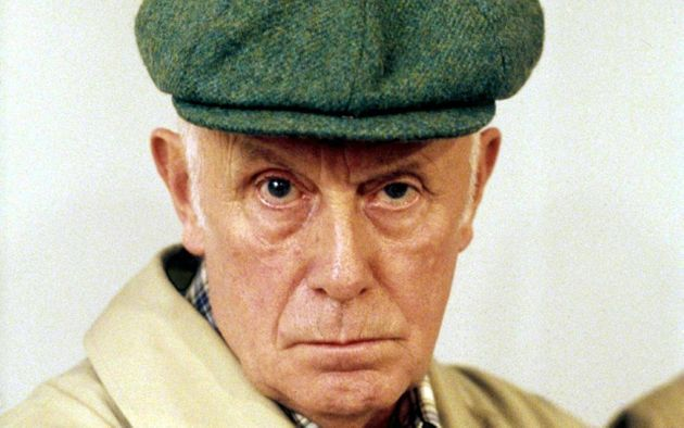 Richard played Victor Meldrew for ten years in the classic BBC sitcom 'One Foot In The