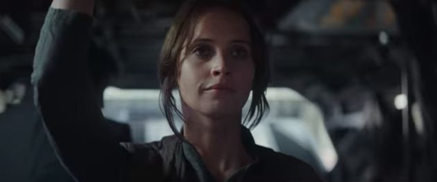 Felicity Jones takes the lead in 'Rogue