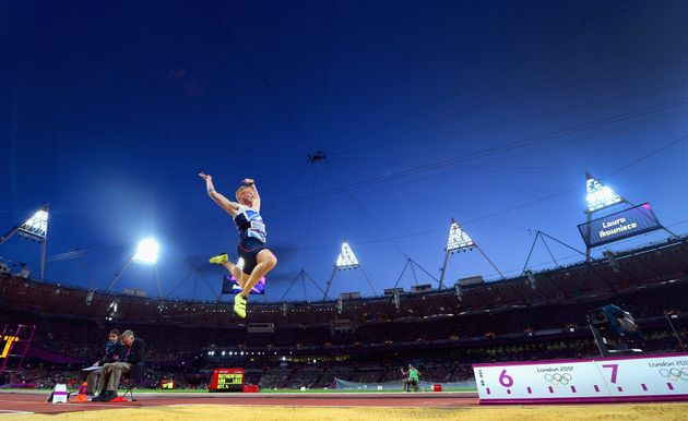 Rutherford jumps his way to a gold medal in