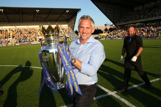 'Match Of The Day': Gary Lineker Is Actually Going To Present Saturday's Show In His Pants, It