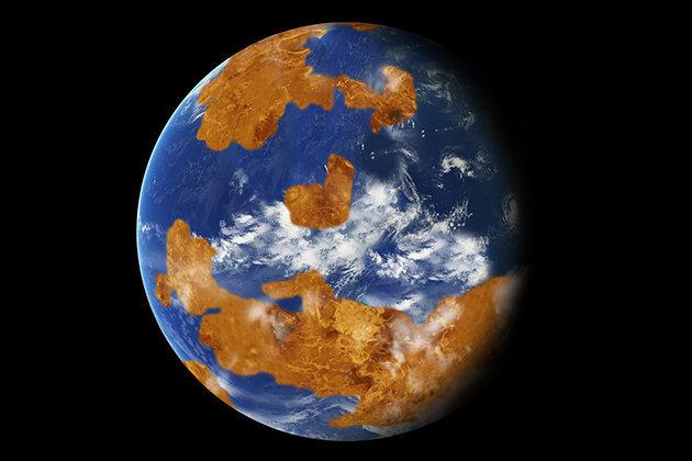 Venus May Once Have Been Habitable, NASA