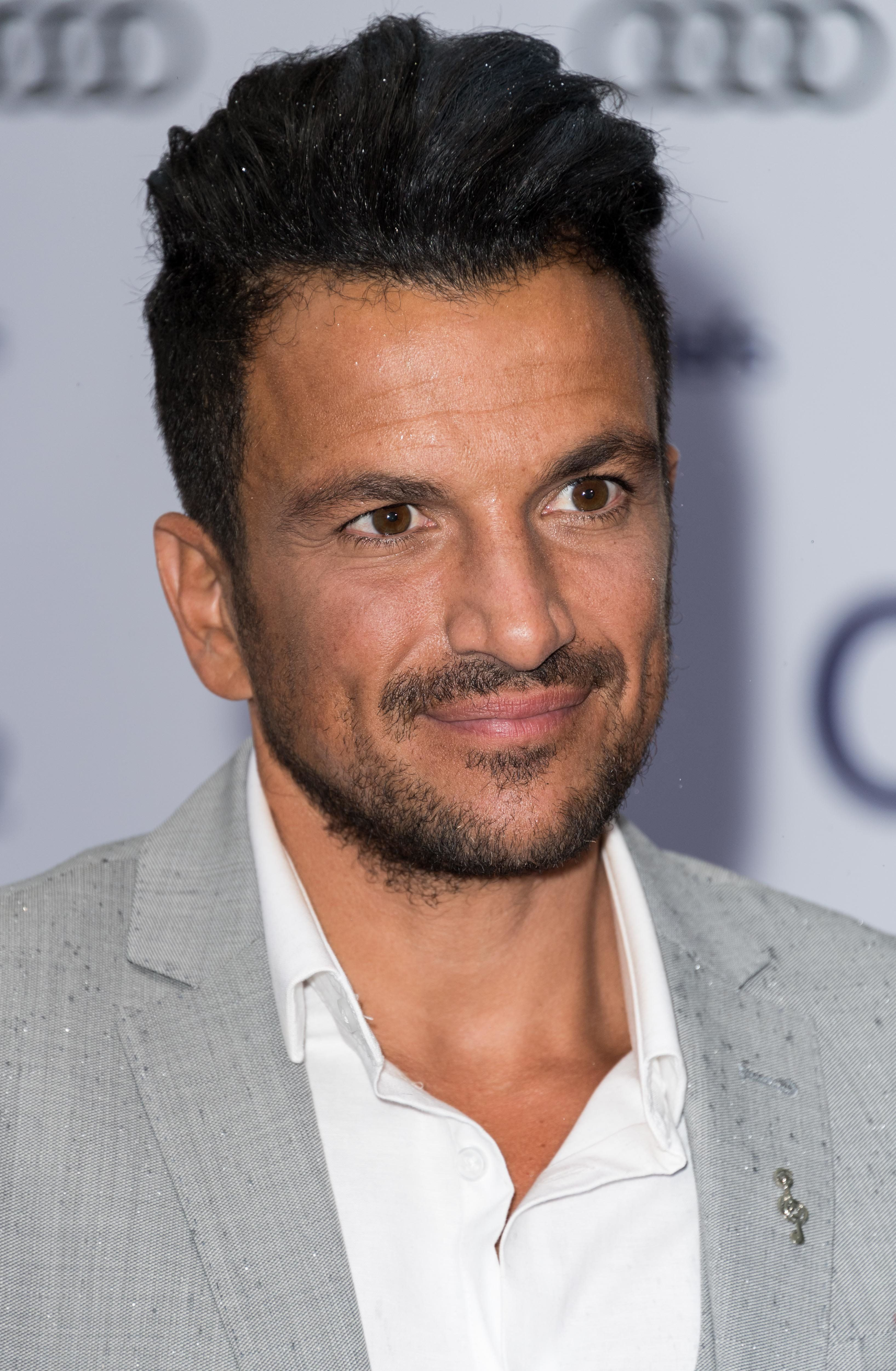 Peter Andre's New Gaff Used To Belong To A Very Famous