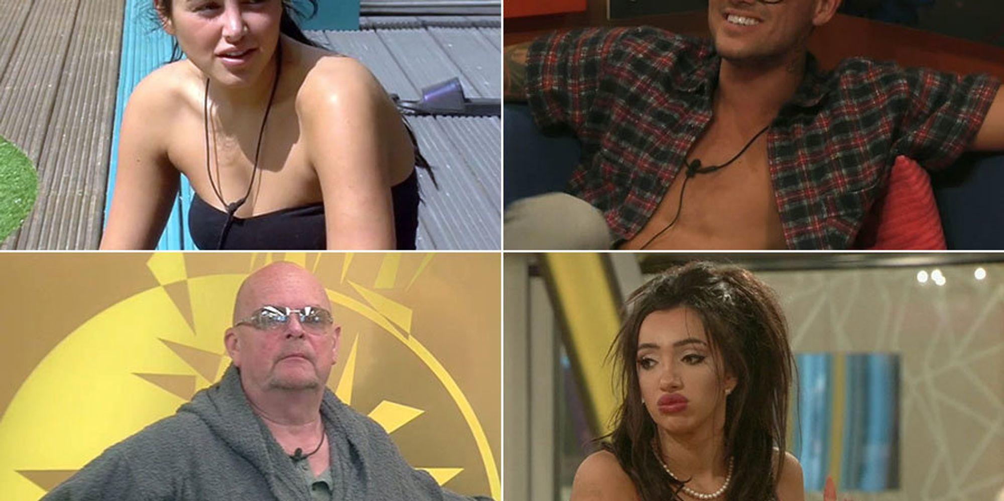 Celebrity Big Brother: Bookies' favourite Gareth Thomas ...