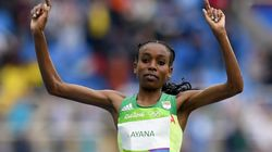 Ethiopian Runner Almaz Ayana Just Produced One Of The 'Finest Athletic Achievements