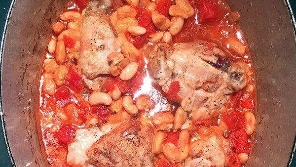 Chicken thighs are flavorful, hard to screw up and inexpensive. If you're wondering how to turn them into a complete meal, th