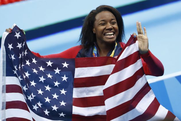 These Black Athletes Are Powerfully Dominating The 2016 Olympics