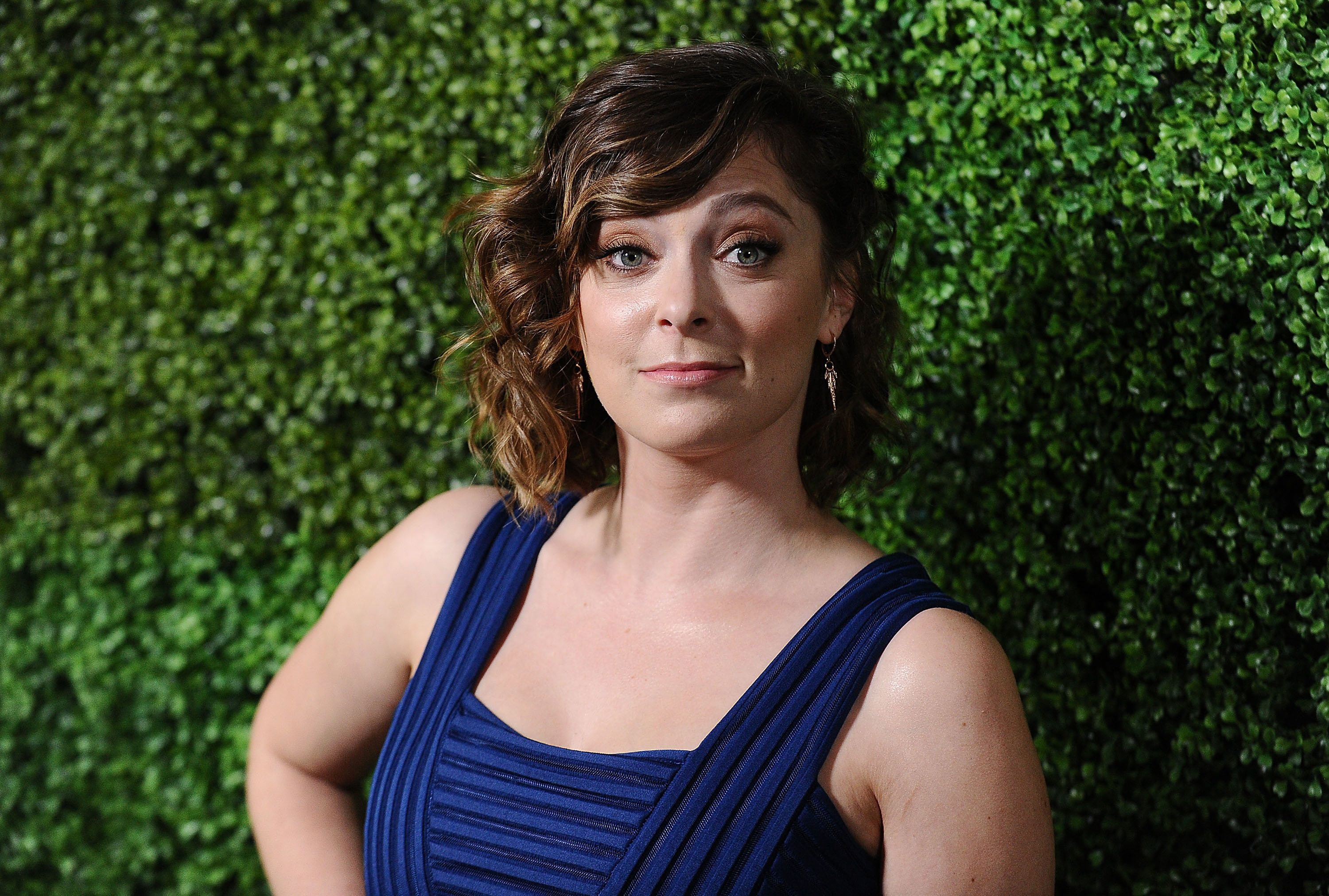 WEST HOLLYWOOD, CA - JUNE 02:  Actress Rachel Bloom attends the 4th annual CBS Television Studios Summer Soiree at Palihouse on June 2, 2016 in West Hollywood, California.  (Photo by Jason LaVeris/FilmMagic)