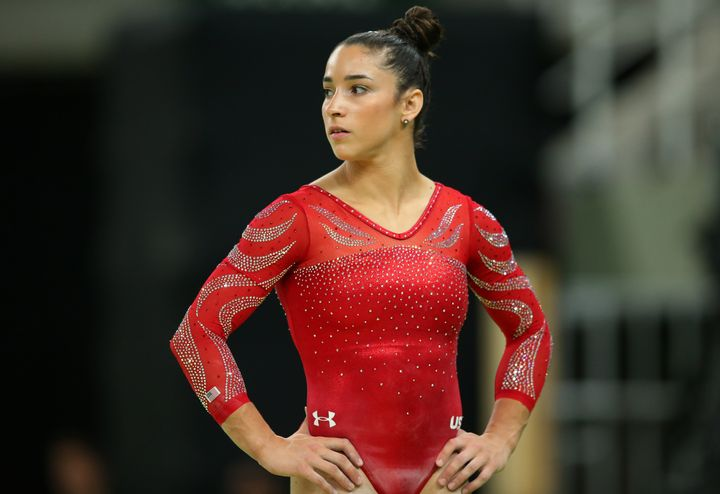 0ab5cf7a31fc Why The U.S. Gymnasts' Leotards Cost More Than Your Entire Wardrobe ...