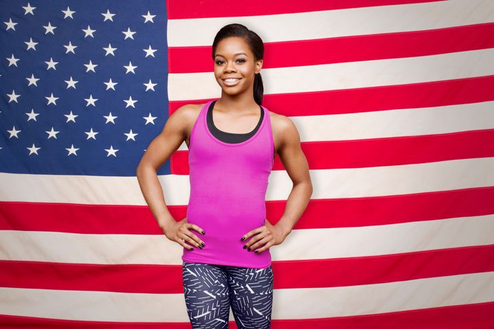 Gabby Douglas is an unstoppable force on America's Olympic gymnast team.