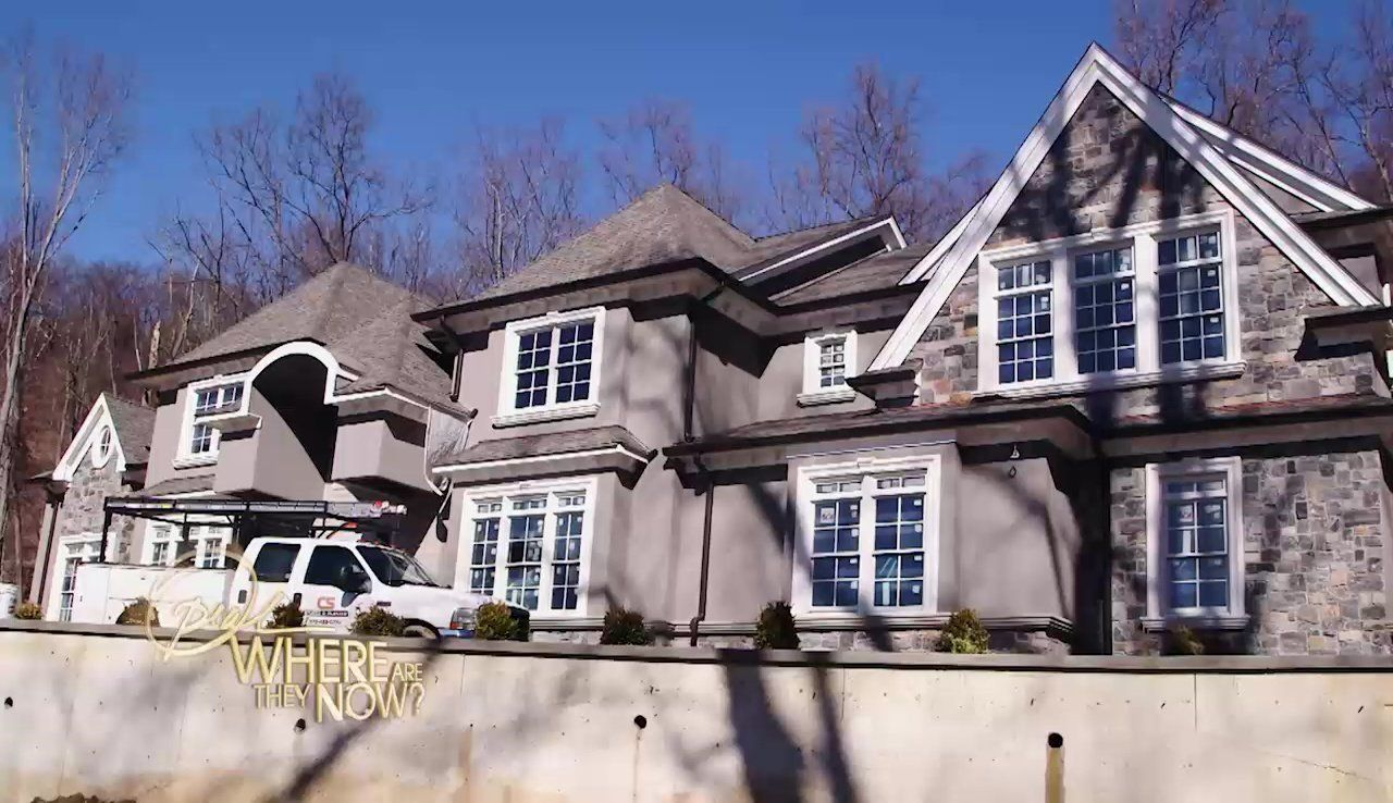 A look inside kevin jonas 39 gorgeous new dream home cambio for Building a house in nj