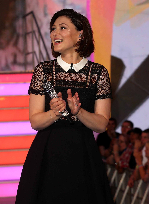 'CBB' presenter Emma