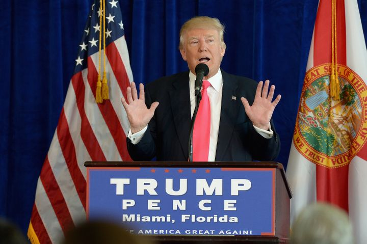GOP presidential nominee Donald Trump called on Russia to find Hillary Clinton's missing e-mails at a press conference o