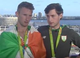 If You Only Watch One Olympic Interview, It Needs To Be This