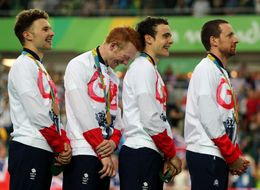 Some People Are Rather Narked About Bradley Wiggins' Reaction To Winning Gold