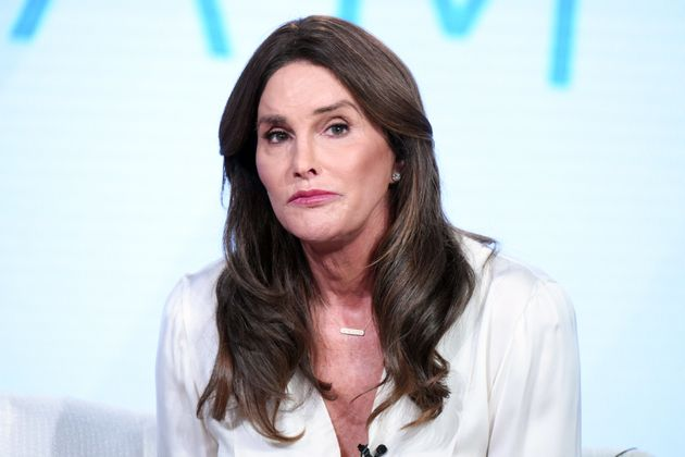 Caitlyn Jenner participates in E!'s