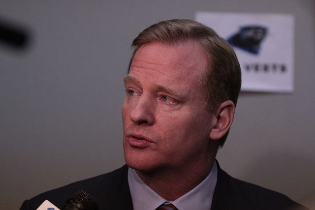 Has all of the power finally gone to commissioner Roger Goodell's head?
