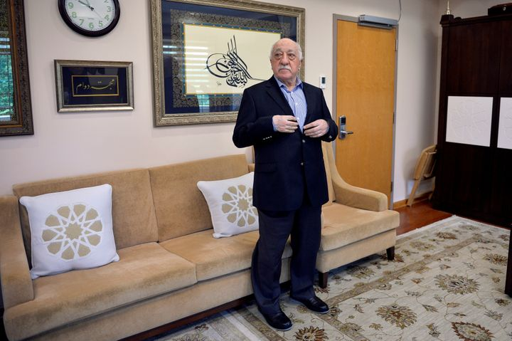 The U.S. based cleric Fethullah Gulen denies any involvement in this summer's attempted coup.