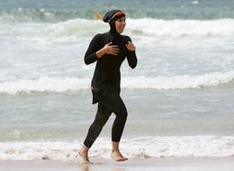 Banning 'Burkinis' From The Beach Is Stupid And Sexist